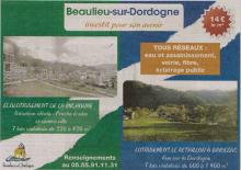 Lotissements de Beaulieu sur Dordogne